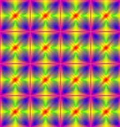 Bright flower texture vector