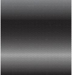 Perforated metal vector image