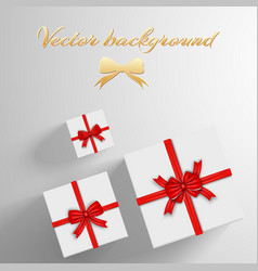 invitation background template vector image vector image