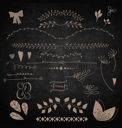 Set decoration vector