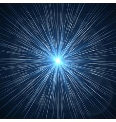 Time warp supernova starburst vector