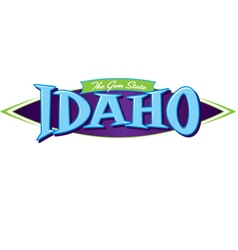Idaho the gem state vector