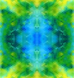 Tropic sea vector image vector image