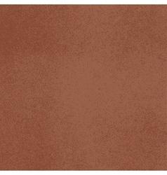 canvas Brown color vector image vector image