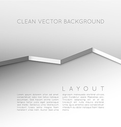 Layout vector