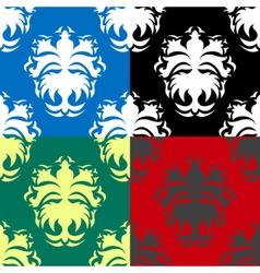 baroque4 vector image vector image