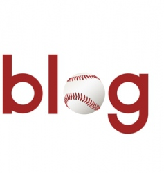 sports blogs vector image