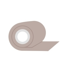 Bandage roll vector