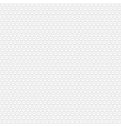 3d white texture background vector image