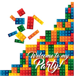 Advertising icon party and celebration vector
