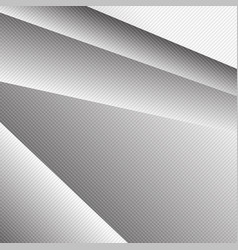 basic background in black and white color details vector image