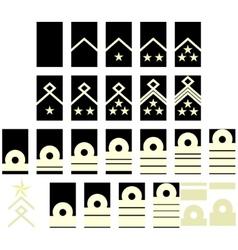 Navy insignia Estonia vector image