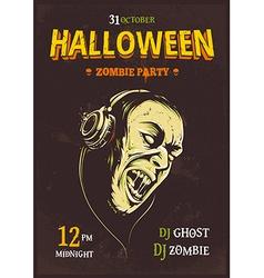 Halloween poster 6 vector