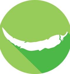 Chili Icon vector image