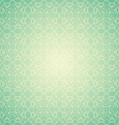 Green background in victorian style vector