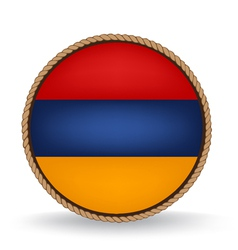 Armenia seal vector