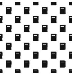 file folder pattern vector image