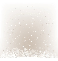Soft light snow mesh background vector