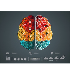 Brainpartition vector