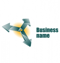 business element vector image