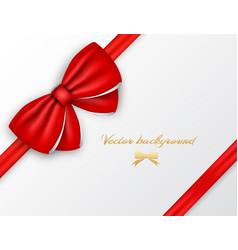festive decoration template vector image