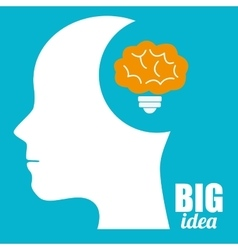 Big ideas from young minds vector