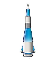 A rocket vector