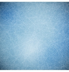 Ice background vector image