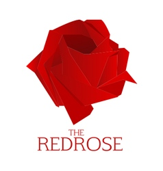 Rose logo vector