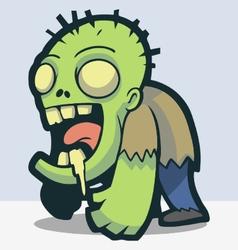 Zombie alert vector