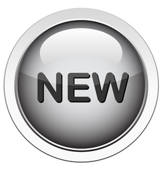New button vector