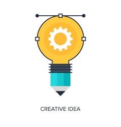 Creative Idea vector image