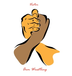 The arm wrestling vector