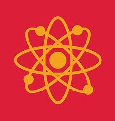 atom design vector image