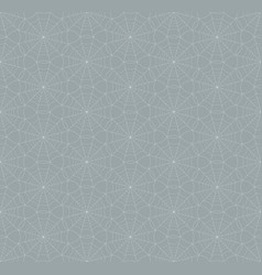 Geometric shape seamless web pattern vector