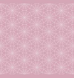 geometric shape seamless line web pattern nature vector image vector image
