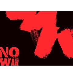 No war vector