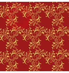 decorative background vector image