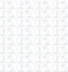 abstract geometric white background - seamless vector image