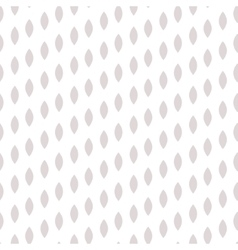 Simple drop polka dot shape seamless row pattern vector