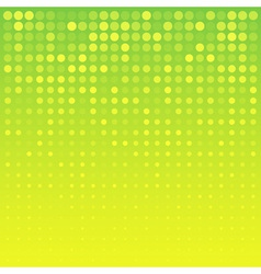Abstract bright yellow background for your design vector