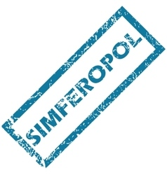 Simferopol rubber stamp vector