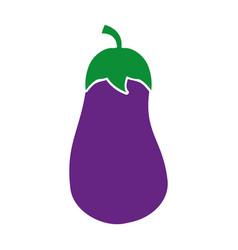 beet fresh vegetable icon vector image vector image