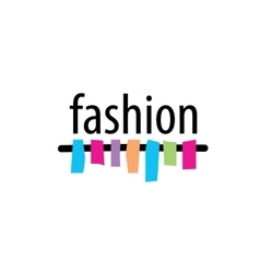 logo fashion vector image