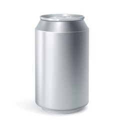 Drink can vector