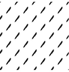 marker pen pattern vector image