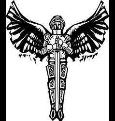 Michael archangel vector