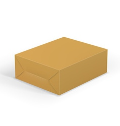 Mail package vector