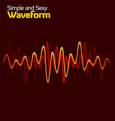 Wave form vector