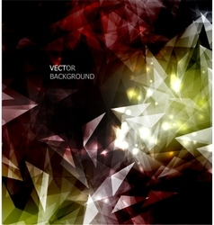 Abstract background design modern template vector